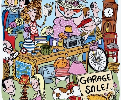 It Is Garage Sale Time in Melrose Park Learn the Rules